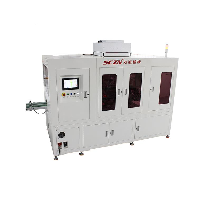 SCT-350四角切包膜机