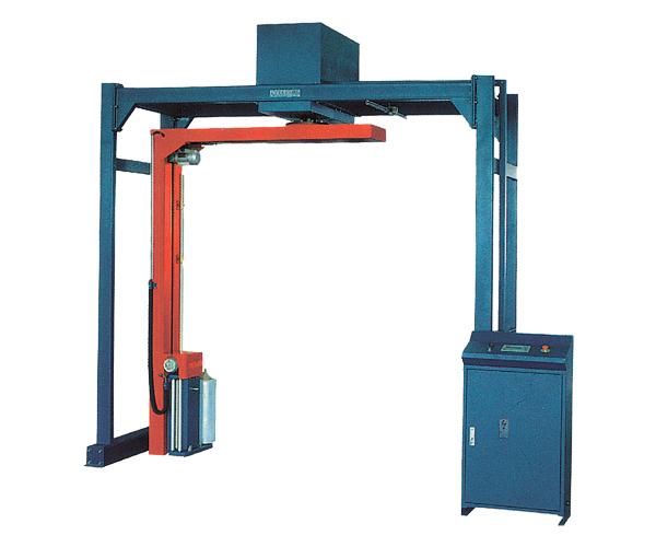 SCC-2000X piral arm type film winding  machine