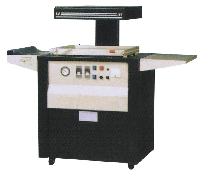 TP-390贴体包装机