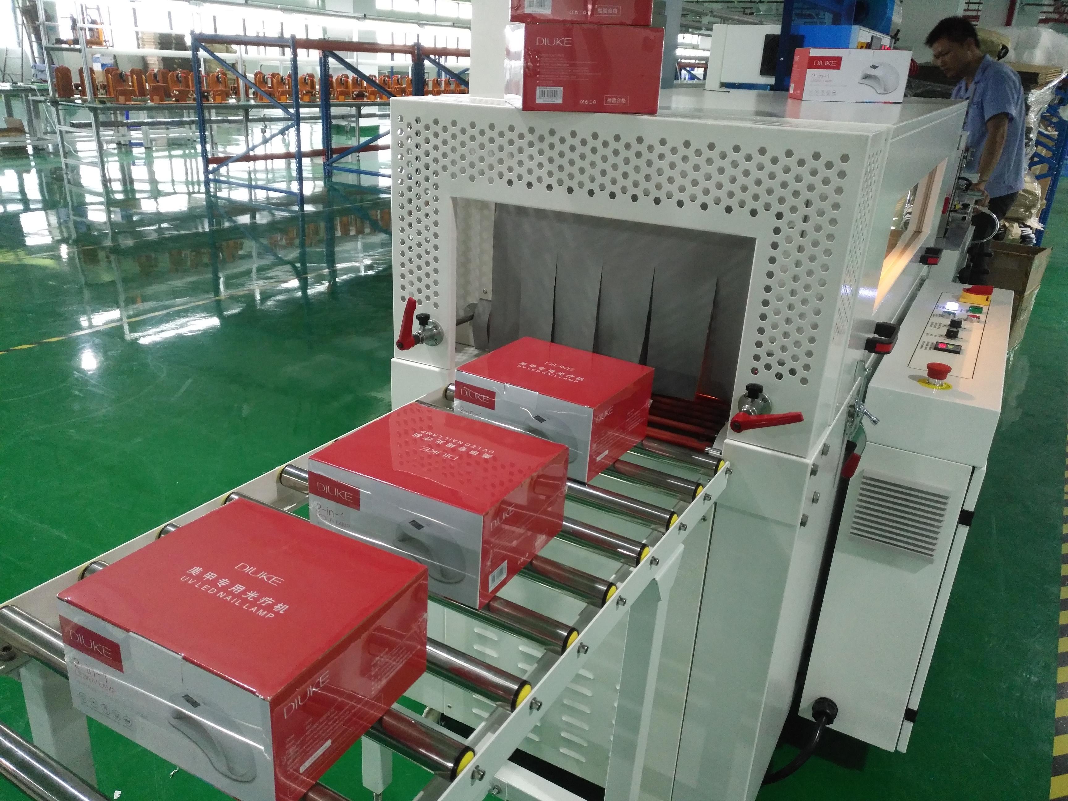 电器收缩包装机