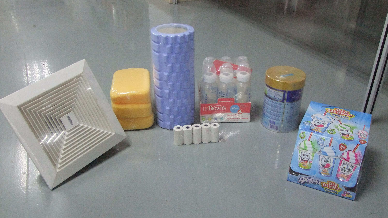 各类收缩膜包装