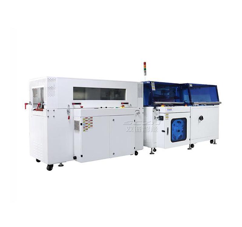 SCT-5545TBH高速全自動熱收縮包裝機
