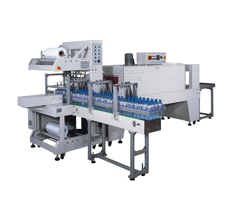 SCT-6030AH+SCT-6040M全自动袖口式包装机