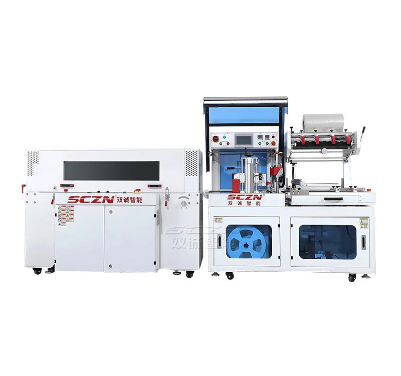 SCT-5545TBC熱收縮膜包裝機