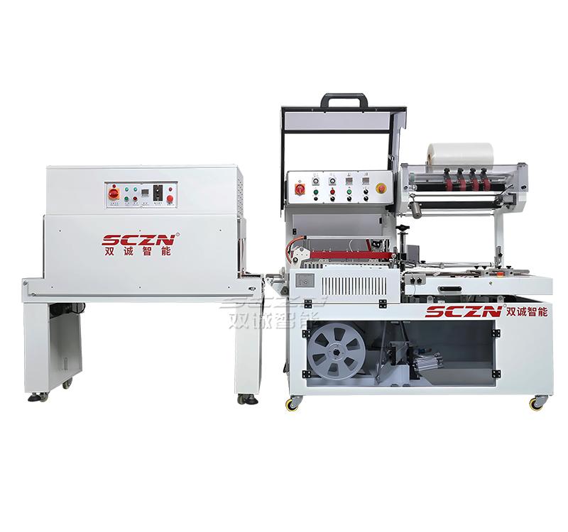SCT-5545TBA L型自动封切收缩机