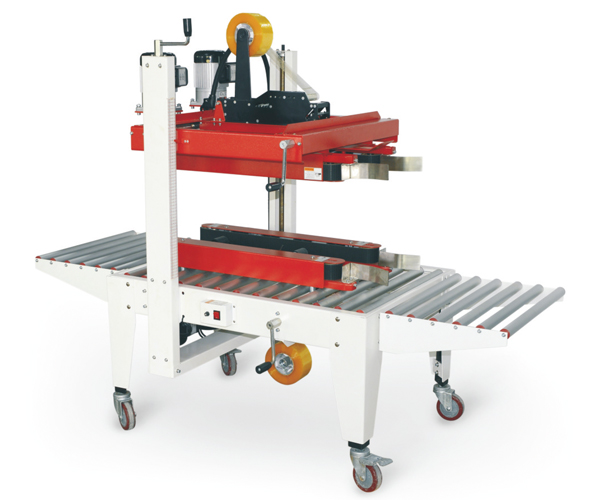 SCF-50AS  Driving sealing machine on both sides of the upper and lower sides