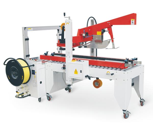 SCF-50CD  Automatic packing machine