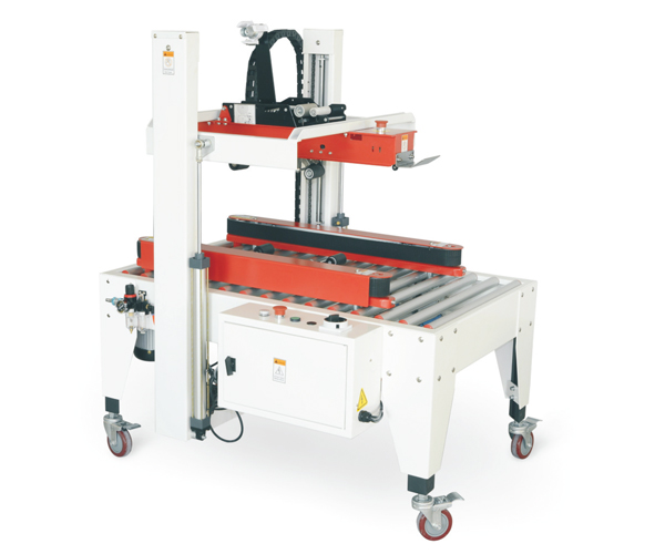 SCF-50E  Automatic hand folding sealing machine