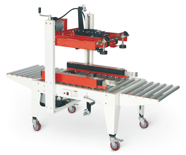 SCF-50P Left and right drive + top driver sealing machine