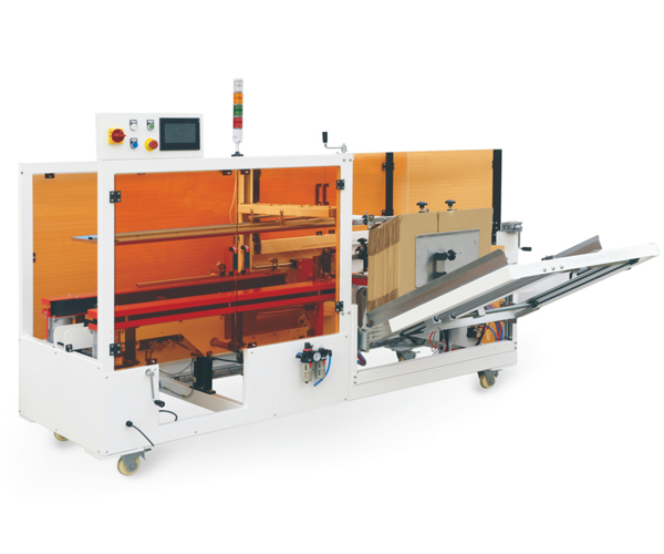 SCK-40H18  Medium speed carton molding machine