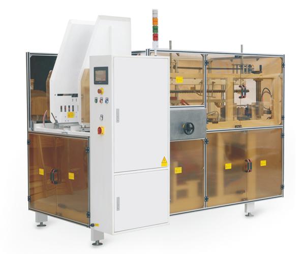 SCK-40H50  High speed carton molding machine