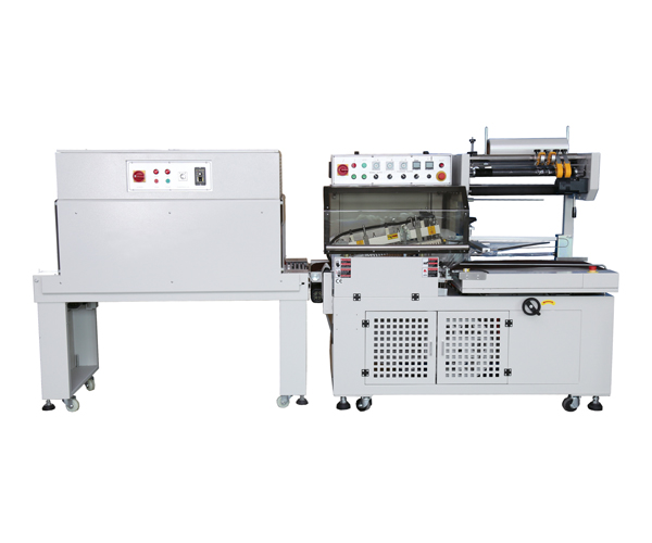 SCT-5545TBA  Automatic L-bar sealing and shrinking machine