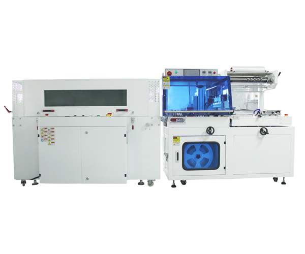 SCT-5545TBC  Automatic Side Sealing and Shrinking Machine