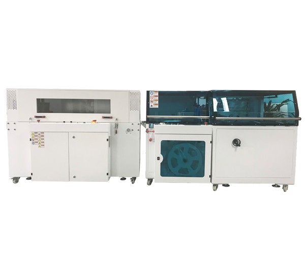 SCT-5545TBH  High speed side sealing and shrinkage packing machine