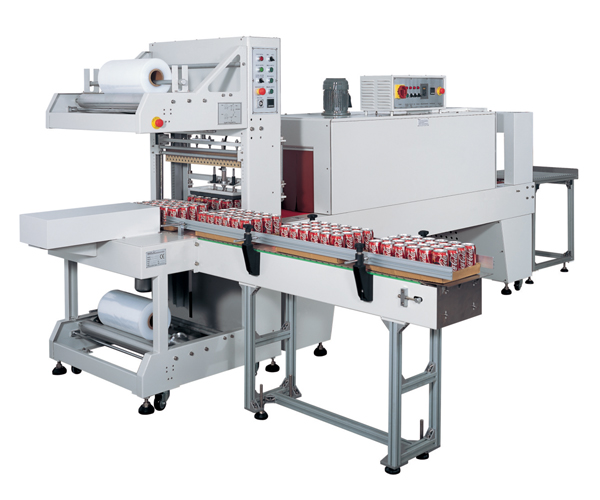 SCT-6030A Cuff type shrink packaging machine