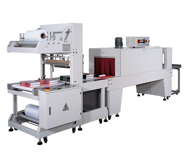 SCT-6030ZCuff type shrink packaging machine