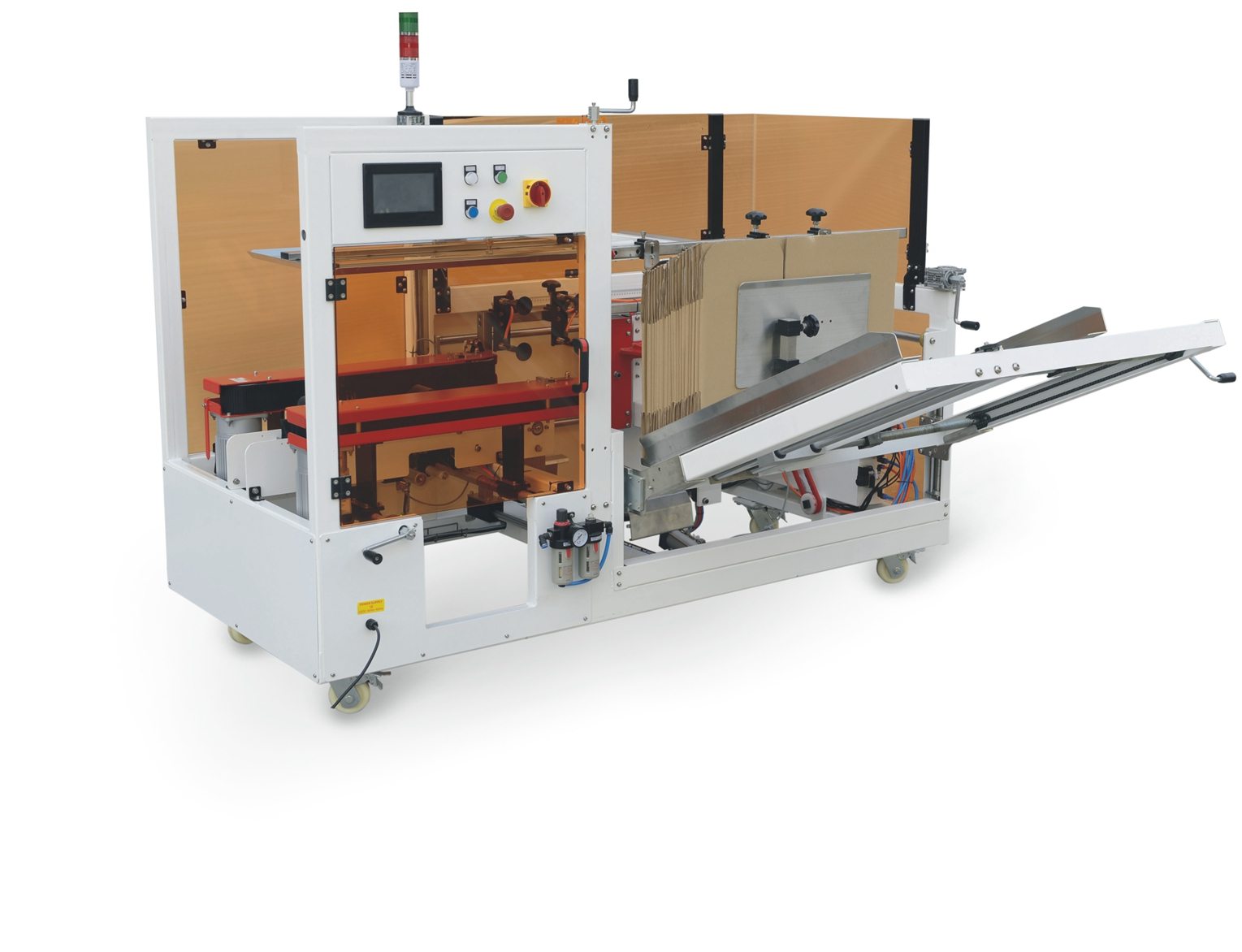SCK-40纸箱自动开箱机