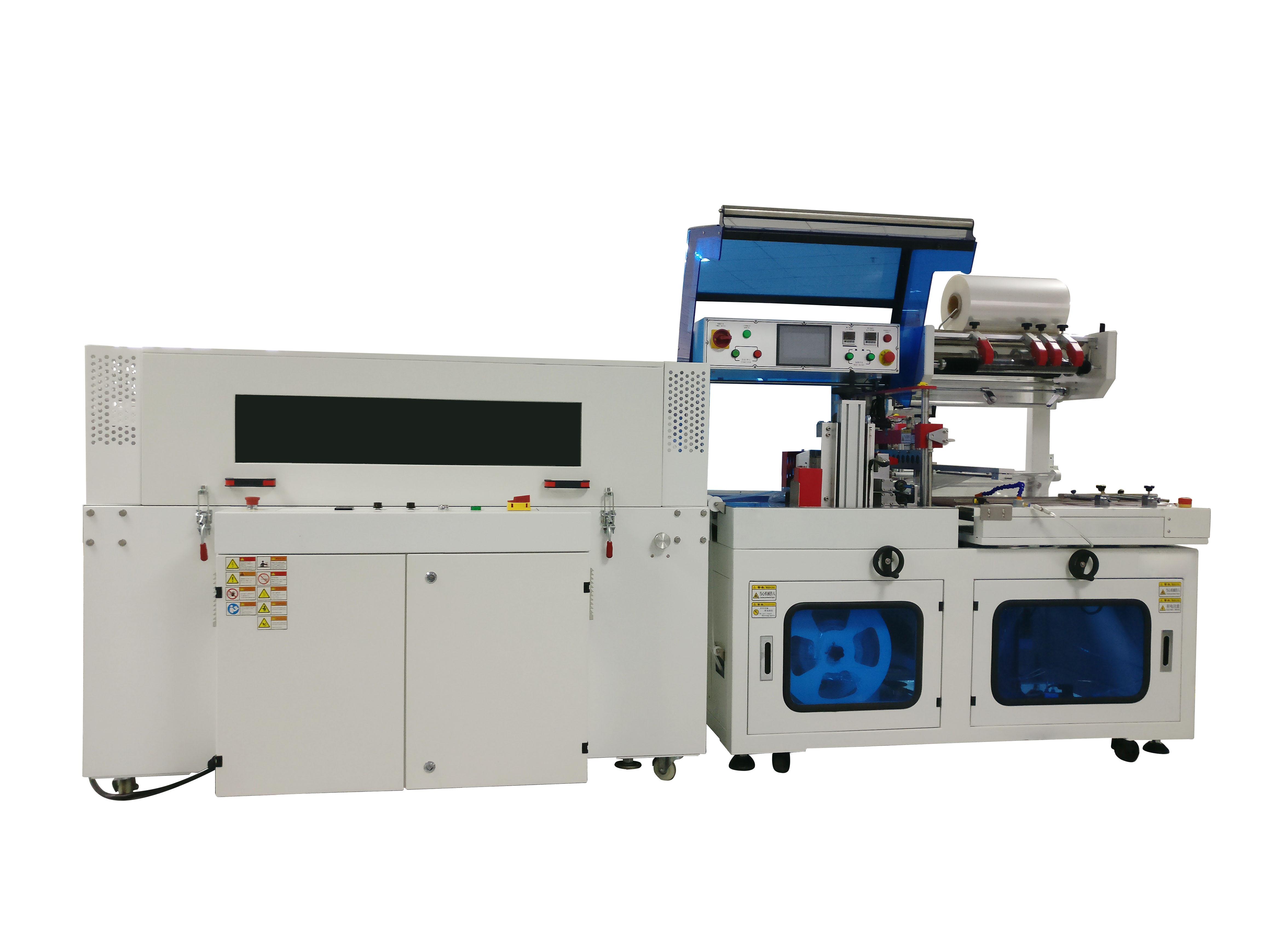 SCT-5590TBC热收缩膜包装机
