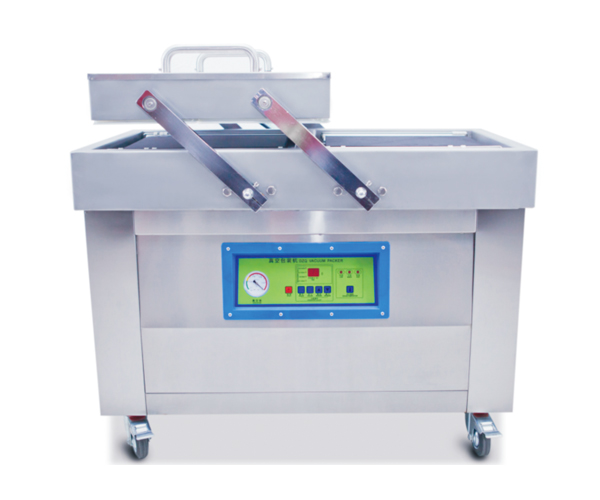 DZQ-400  Double chamber vacuum packing machine